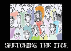 Sketching The Itch Blog